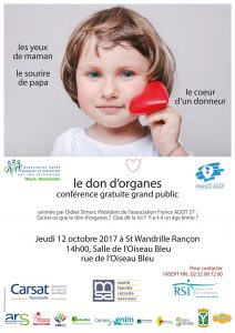 conference don organes