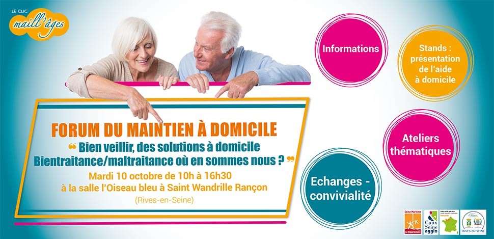 Maintien à domicile Seniors CVS